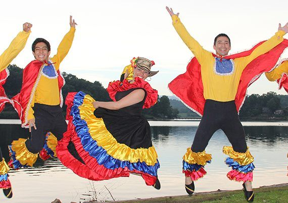 Folkmoot International Folk Festival