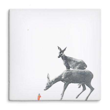 Greeting the Deer