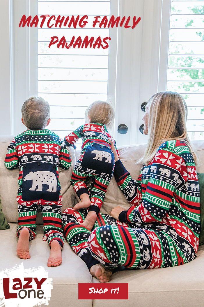 31++ Funny matching family christmas pajamas inspirations