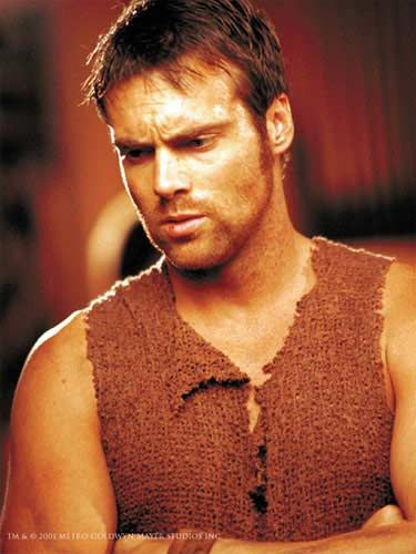 daniel jackson played by Michael Shanks