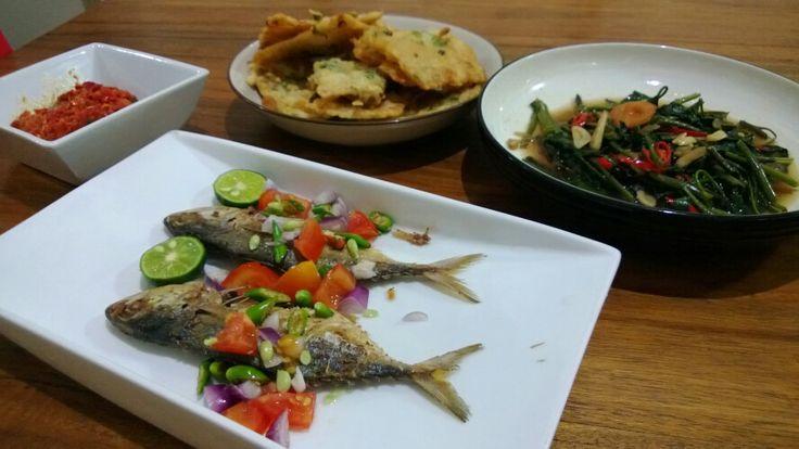 For the love of ikan asin - i hereby present you : Ikan peda!! Makanan sunda masak sendiri