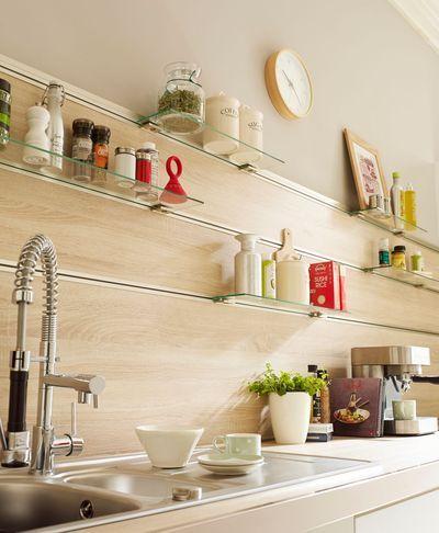cr dence inox verre d co quel mat riau choisir cuisine pinterest cr dence cuisine. Black Bedroom Furniture Sets. Home Design Ideas