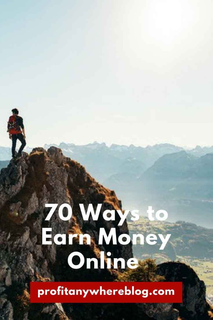 Ever wonder how to make money online? This post contains 15,000+ words of actionable content and real life examples to help you make more cash today.