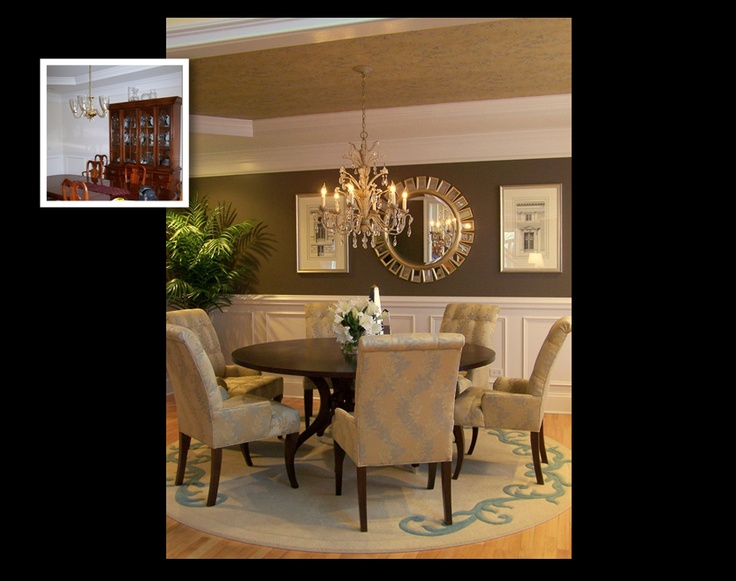 This Dining Room By KN Interiors Gave Me An Idea Of How To Enhance The Look Design Inspirations