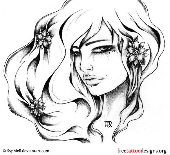 1000 Ideas About Virgo Tattoo Designs On Pinterest: 25+ Beautiful Virgo Tattoos Ideas On Pinterest