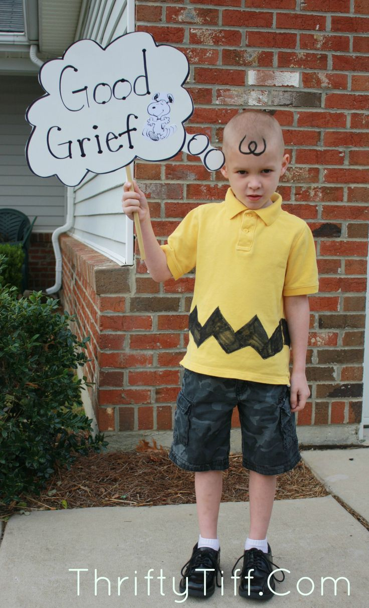 charlie brown costume - Google Search