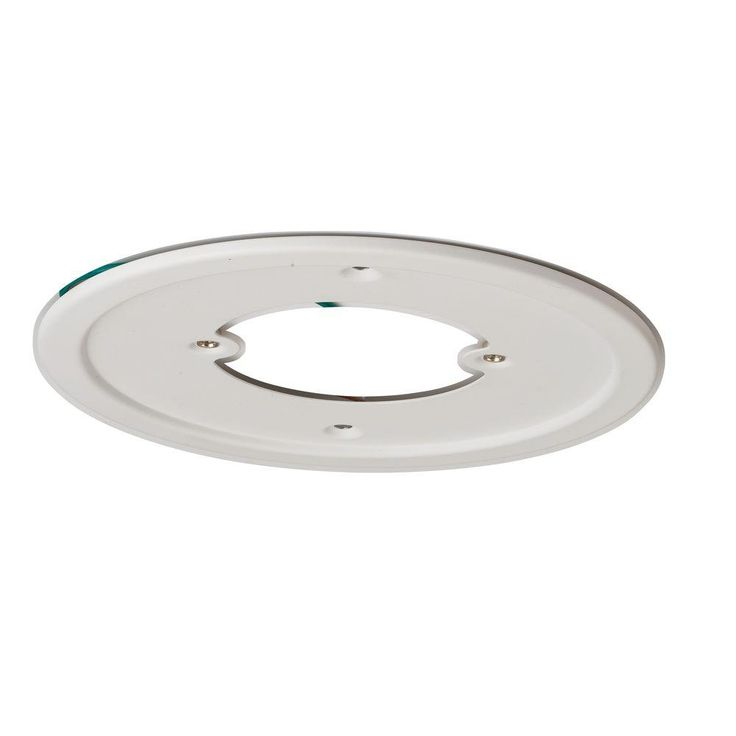 hampton bay 1 light white recessed can light adapter for linear track