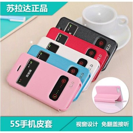 Samsung Galaxy Note 3 Case SULADA Smart Leather Case Window Series termurah hanya di Gudang Gadget Murah. SULADA Smart Leather Case Samsung Galaxy Note 3 - Pink