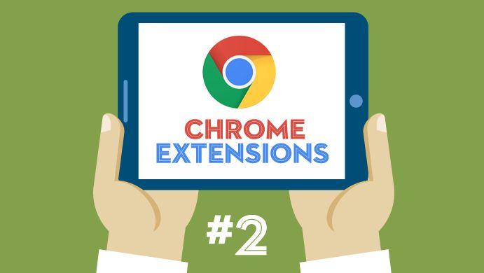 Ακόμα 9 αγαπημένα Chrome Extensions #tophost #chrome #extensions