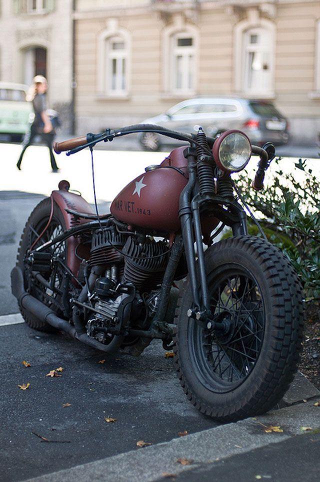 Kustom | Cabeça Motocicletas Motociclista - Parte 6