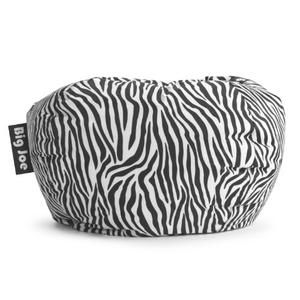 Big Joe 98 Inch Bean Bag Zebra