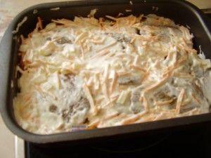 Рецепт котлет из печени