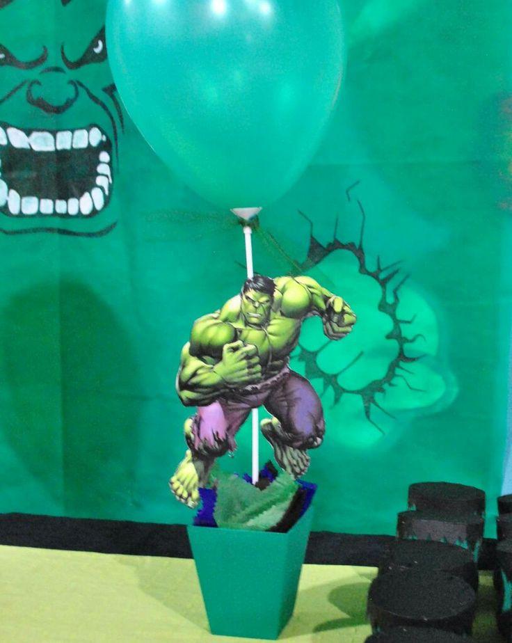 Centro de mesa hulk - Visit to grab an amazing super hero shirt now on sale!