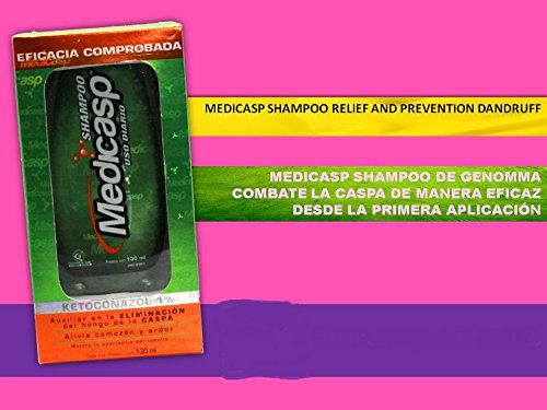Medicasp Shampoo relief and prevention dandruff ** Find out more at the image link. #hairstyle