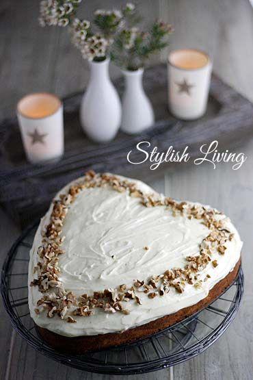 Der weltbeste Karottenkuchen, da kann der carrot cake von Starbucks nicht mithalten!