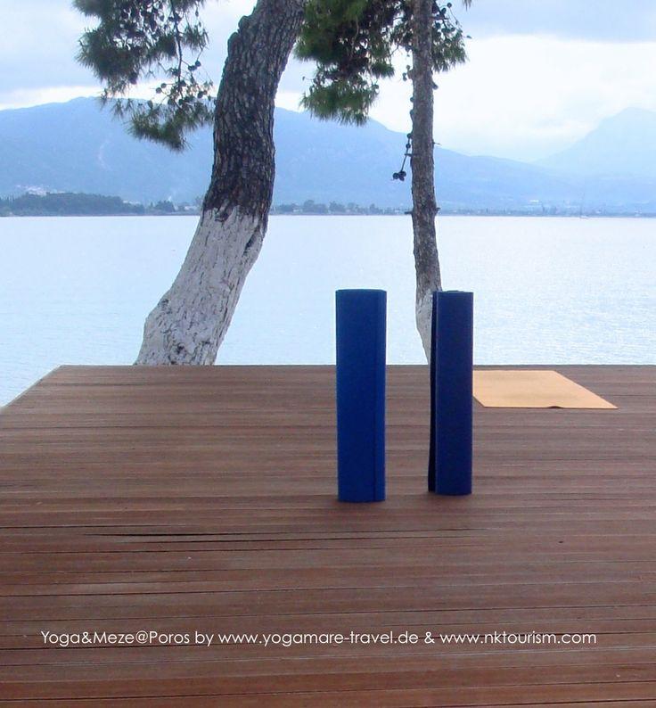 Yoga&Meze .... let's start