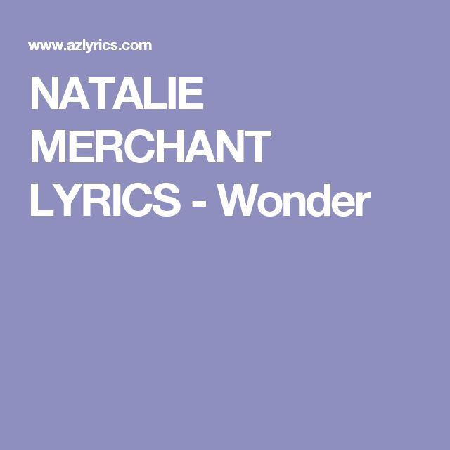 1000+ ideas about Natalie Merchant on Pinterest | 10000 ...