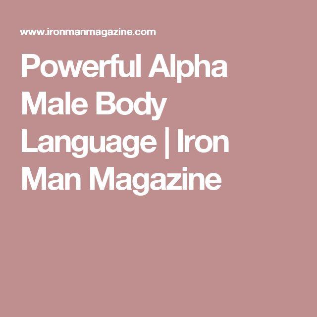 alpha male syndrome pdf