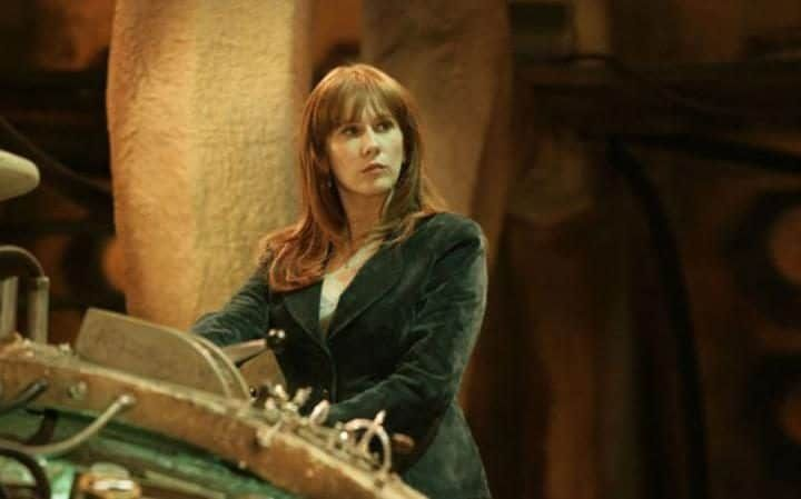 Donna Noble played by Catherine Tate, 2008