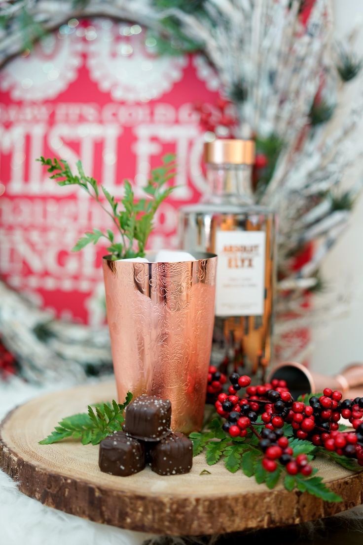 Holiday Cheer With Absolut Elyx | A Lily Love Affair #ad