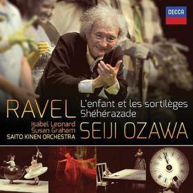 Seiji Ozawa - Ravel: L'Enfant et les Sortilèges; Shéhérazade