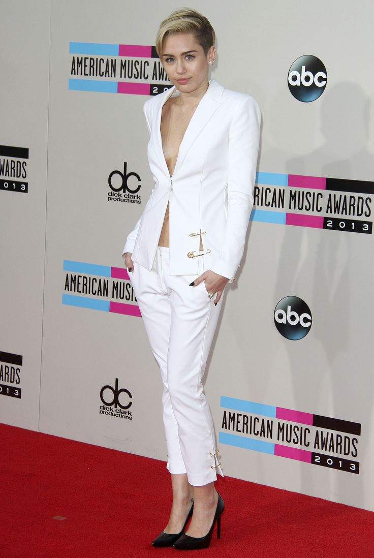 Miley Cyrus AMA
