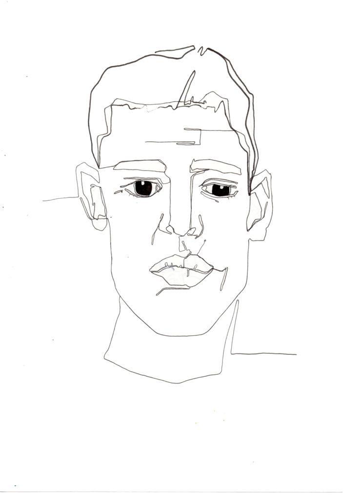 Male Portrait 001