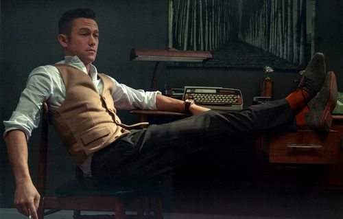 Joseph Gordon Levitt Flaunt Magazine Oct 2012