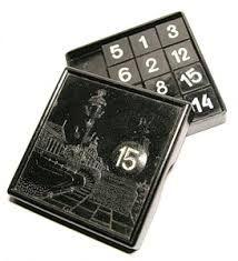 пятнашки - the 15-puzzle