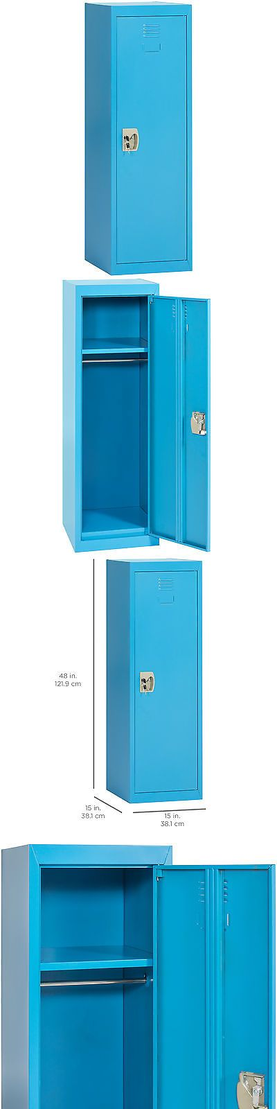 Storage Units 134651: Best Choice Products 48-Inch Kids Storage Locker Home And School -> BUY IT NOW ONLY: $68.69 on eBay!