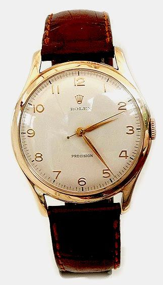 ROLEX 9CT GOLD DRESS WATCH 1959-VINTAGE                                                                                                                                                                                 More