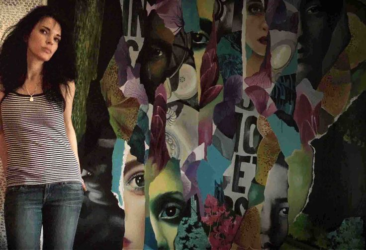 studio, painting, oilcanvas, zsuzsi csiszer