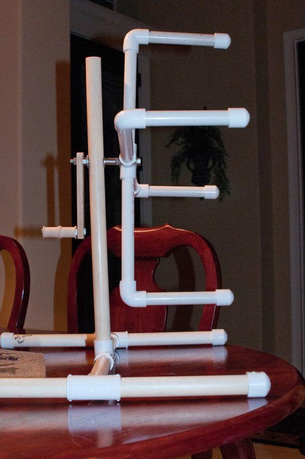 DIY skein winder