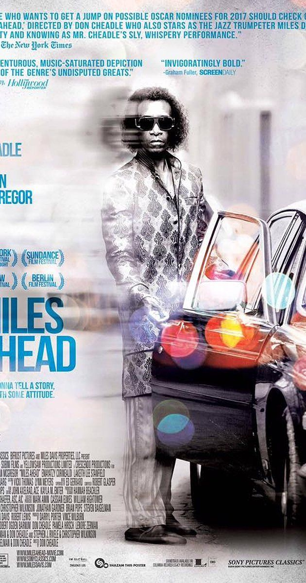 Directed by Don Cheadle.  With Don Cheadle, Emayatzy Corinealdi, Ewan McGregor, Michael Stuhlbarg. An exploration of the life and music of Miles Davis.