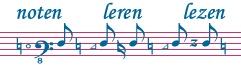 Noten leren lezen: Learn To Read, Piano Spelen, Bedoeld Voor, Noten Leren, Leren Piano, Everyone, Cursus Voor, Absolutely Notennamen, The Notes