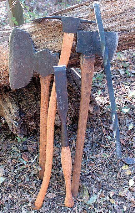 Log Hewing