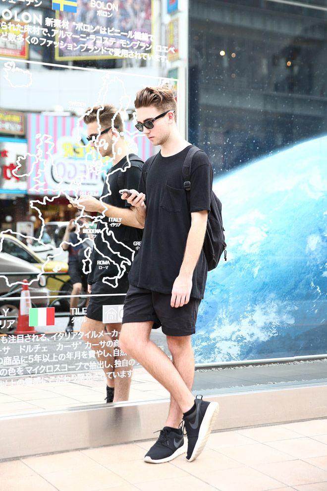 ストリートスナップ原宿 - brockさん | Fashionsnap.com