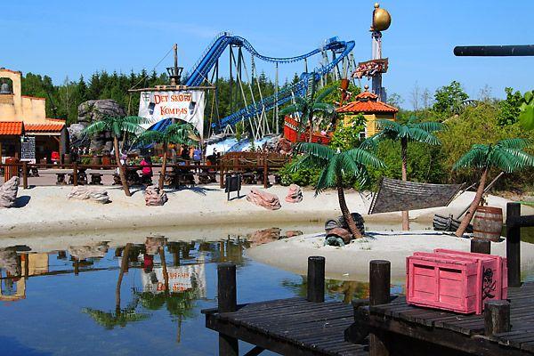 Djurs Sommerland nær Ebeltoft og Aarhus er en fantastisk fin familiepark med fart og moro for barn i alle aldre.
