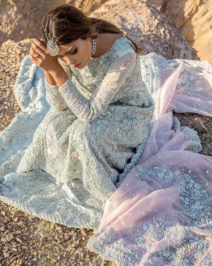 Mubashira Usman Pakistani couture