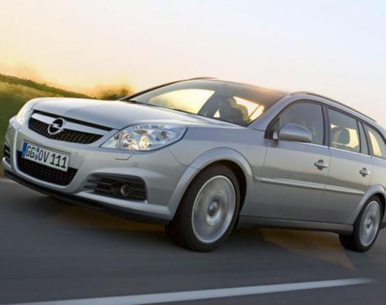 Opel Vectra C Caravan review - http://autotras.com