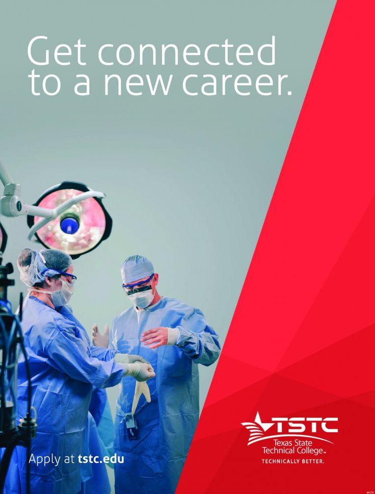Get connected to a new career. Apply at tstc.edu Texas