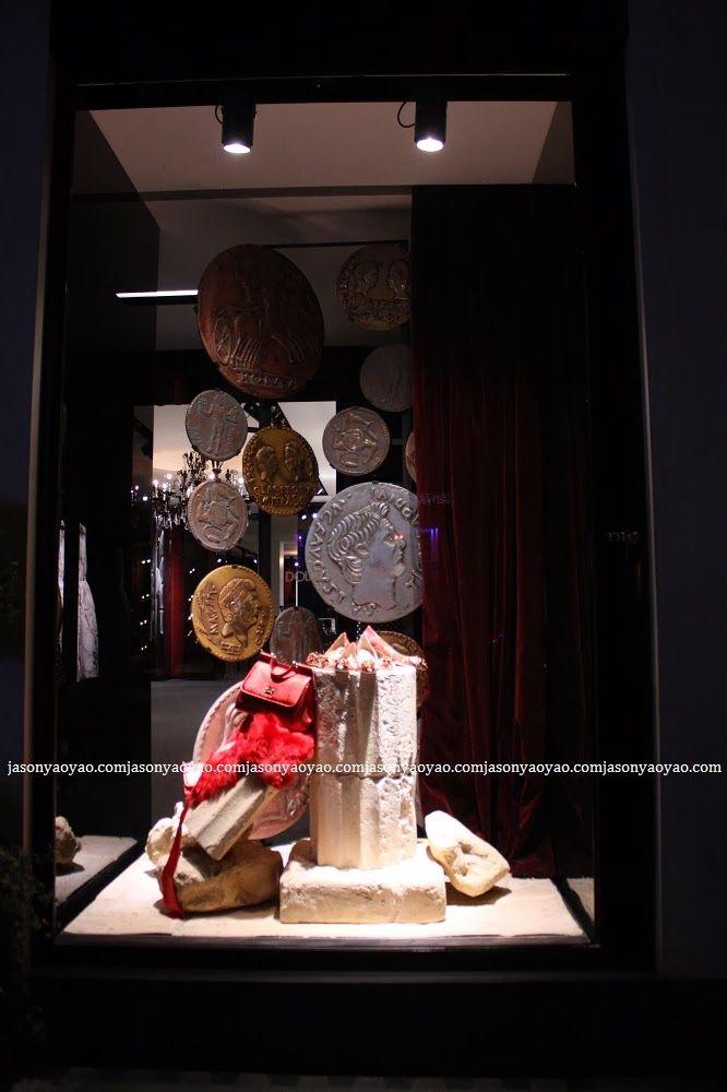 Dolce & Gabbana - March 2014 - London via jybyjasonyaoyao.blogspot.it