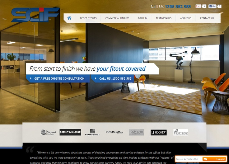 Sydney Commercial Interiors and Fitouts http://www.sydneyinteriorfitouts.com.au/