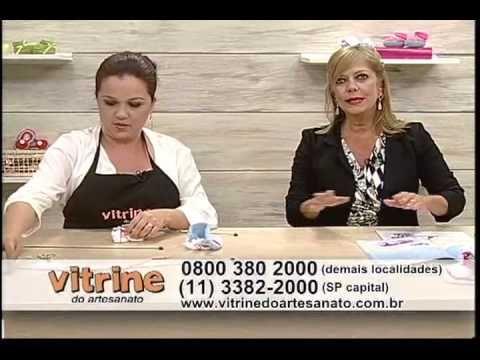 Sapatinho de Bebê em Tricô com Jaqueline Santos - Vitrine do Artesanato ...