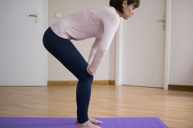 Uterus-Strengthening Yoga Postures