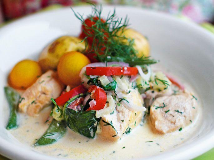 Kyckling, anka eller fasan? Vi har massor av goda recept som förgyller din…