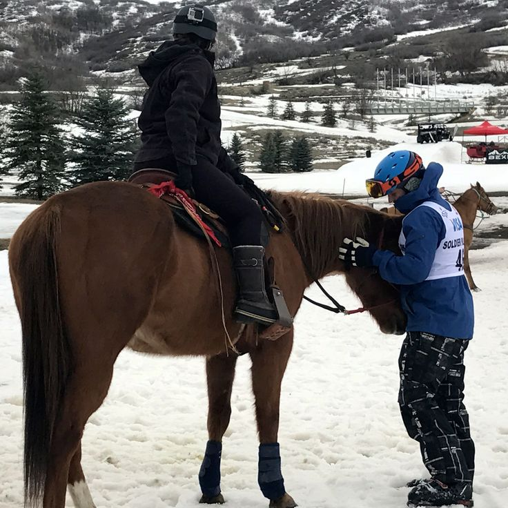 15 best Ski Joring images on Pinterest | Big sky, Ski and ...