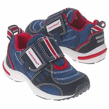 TSUKIHOSHI Child 01 Tod/Pre Shoes (Navy) - Kids' Shoes - 8.5 M