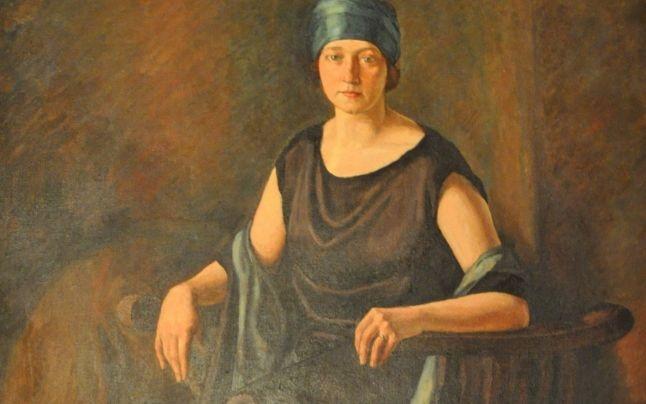 Soţia lui Octavian Goga, între arii de operă şi acuzaţiile de spion al lui Hitler