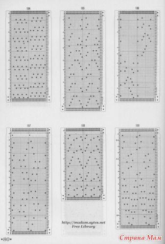 toyota knitting machine punch cards